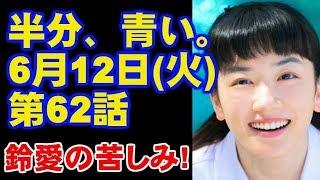 NHK 連続朝のテレビ小説 半分、青い。 第11週 62話 あらすじ ネタバレ ...