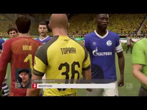 FIFA 19 Bundesliga Prognose | Borussia Dortmund - FC Schalke 04