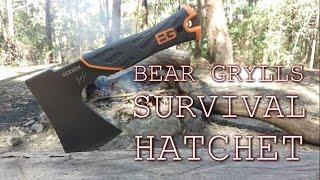 Bear Grylls Survival Hatchet Review