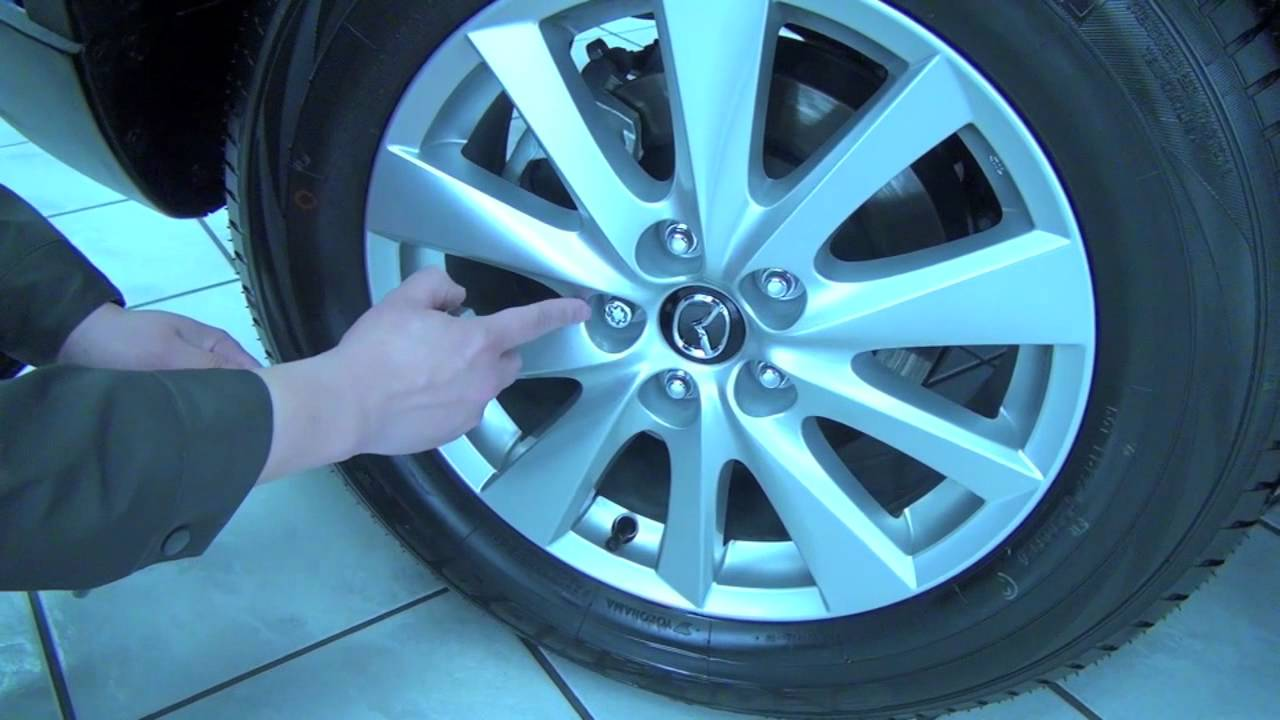 Destination Mazda Wheel Lock Youtube