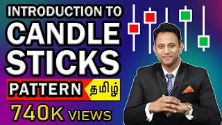 Introduction To Candle Stick pattern (Tamil Version)