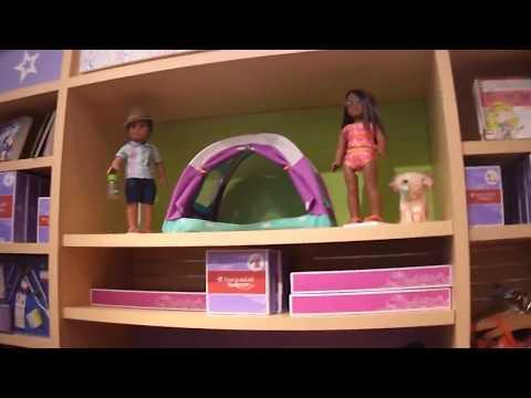 American Girl Doll Store Atlanta!!!!