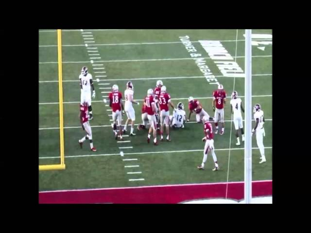Fatu Ulale New Mexico Football Highlight