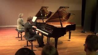 Grieg Piano Concerto Opus 16, deel I: Allegro Molto Moderato