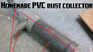 Homemade Pvc Cyclonic Dust Collector