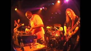 D.J. Logic, Warren Haynes,  Mike Gordon and Stanley Jordan at Wetlands, N.Y.C. 2001 Part 3