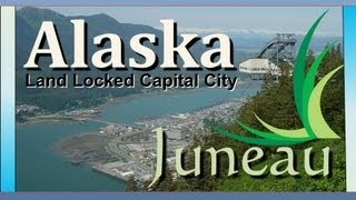 Juneau Alaska Tour Of City And Mount Roberts Tramway In Wet Weather
