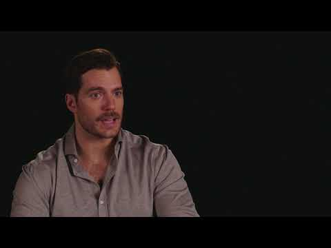 MISSION IMPOSSIBLE 6 Fallout On Set Henry Cavill Interview
