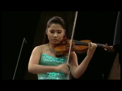 Sarah Chang & Placido Domingo   Sarasate   Zigeunerweisen  Gypsy Airs