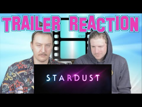 Stardust (2020) Trailer Reaction #Stardust #TrailerReaction