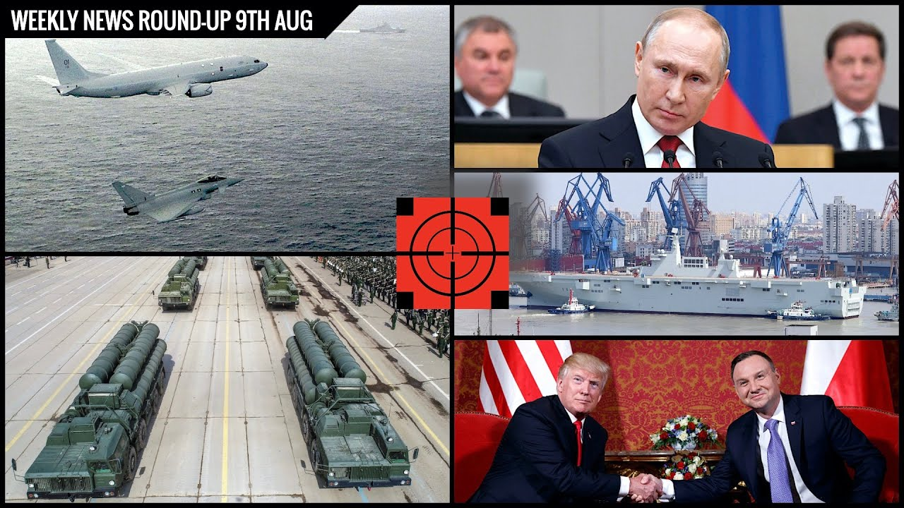 DEFENSE UPDATES WEEKLY NEWS ROUND-UP 9th AUG - JAPAN WARNS CHINA AGAINST MILITARY ACTION !