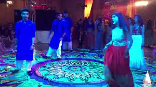 Sari Night Besharmi Ki Height | Best Mehndi Dances |