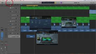 House music / beat 1(c) - Logic Pro X