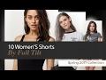 10 Women'S Shorts By Full Tilt Spring 2017 Collection