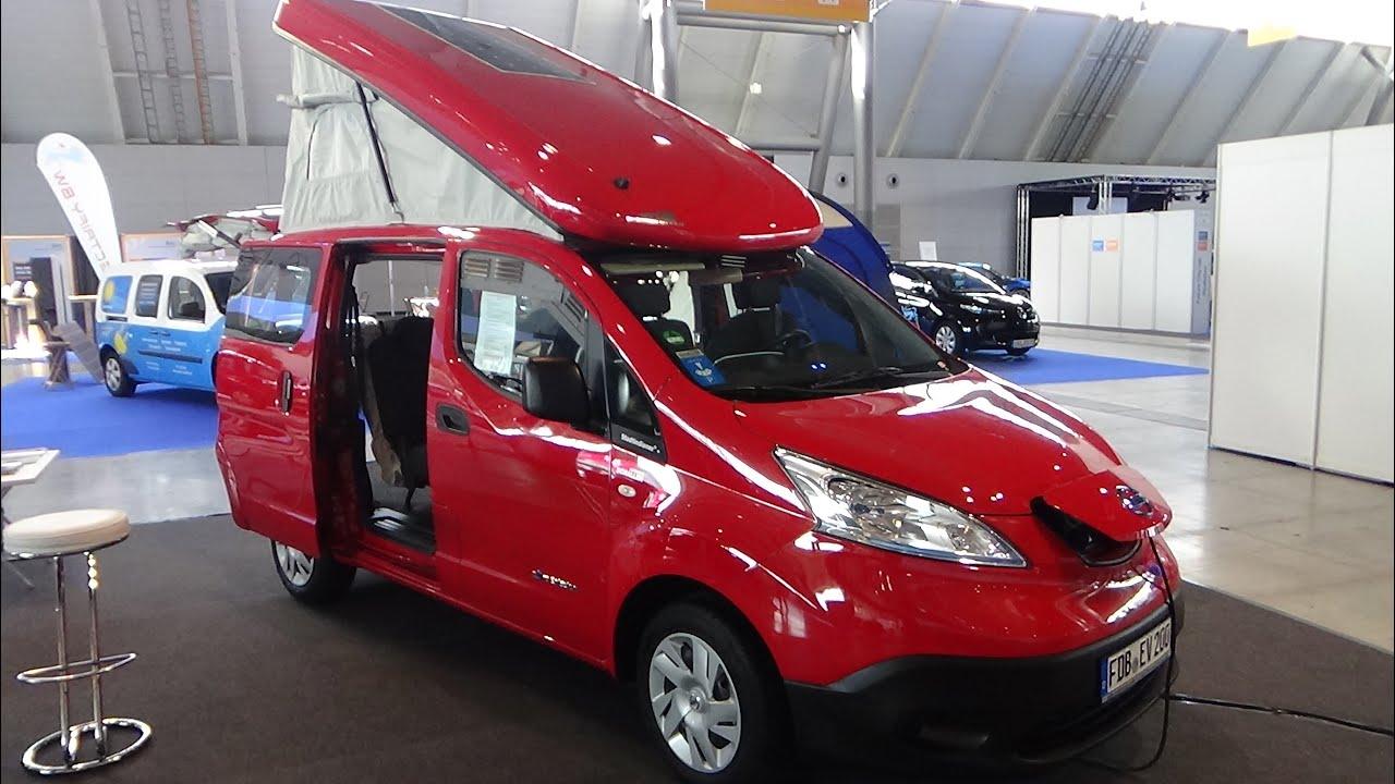 2016 - Nissan e-NV200 Zooom - Exterior and Interior - i ...