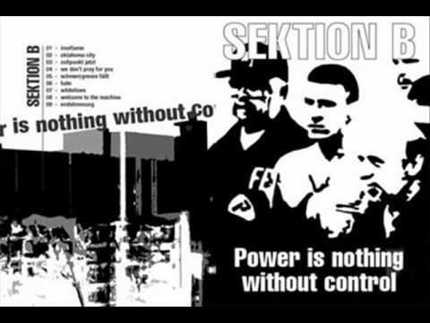 Sektion B - Oklahoma City