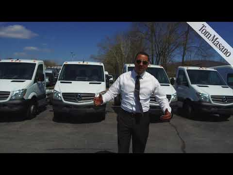 Tom Masano Mercedes Benz Sprinter Introduction