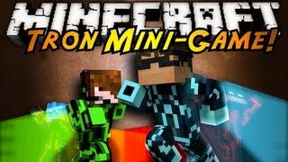 Minecraft Mini-Game : TRON!