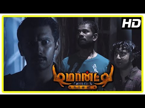 Demonte Colony Movie Scenes | Arulnithi...