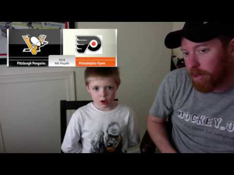 Vince's NHL Playoff Picks - Pittsburgh Penguins Vs Philadelphia Flyers