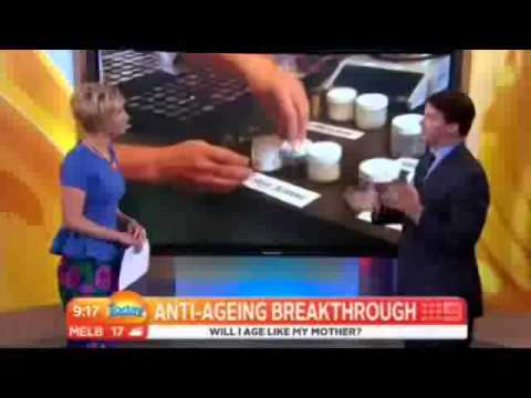 Dr Vincent Giampapa's interview on the TODAY morning show October 27 2012