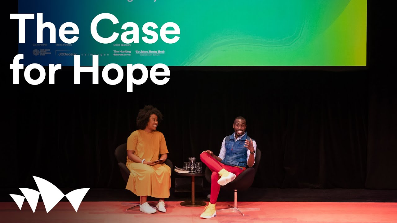 The case for hope with DeRay Mckesson