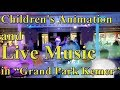 """Children's animation and Live Music in """"Grand Park Kemer"""" (Turkey, May, 2018)"""