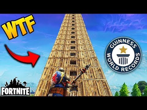 WORLDS TALLEST TOWER! - Fortnite Funny Fails and WTF Moments! #106 (Daily Moments)