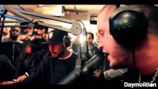 Download Seth Gueko et La Fouine Freestyle Radio - Daymolition MP3 song and Music Video