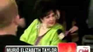 murio elizabeth taylor - elizabeth taylor dead