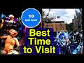 Best Time to Visit Universal Studios Orlando | Lowest Wait Times Ever | Universal Orlando Rides