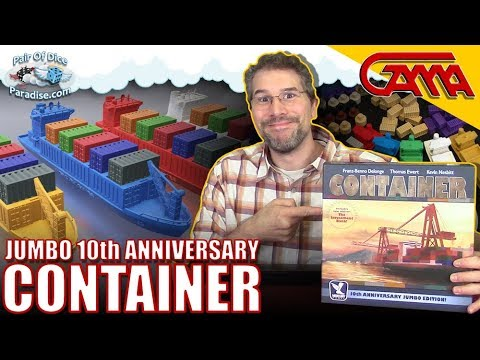 container 10th anniversary jumbo edition rules