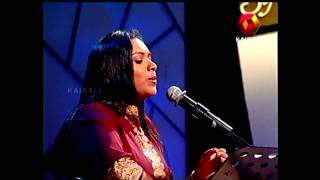 Soumya Sanathanan sings Neelambalalle on Kairali TV, Symphony