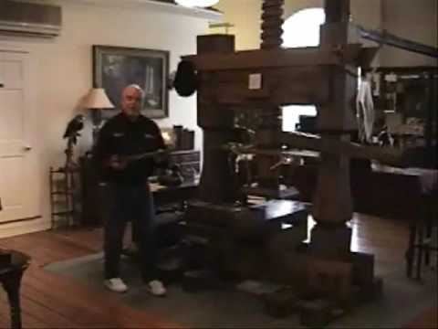 1455 Gutenberg Printing Press