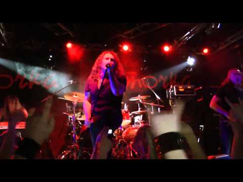 Rhapsody of fire - Drum solo (Live in Moscow 07.11.2010)