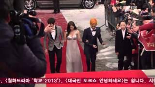 2012 KBS DRAMA AWARDS Red Carpet