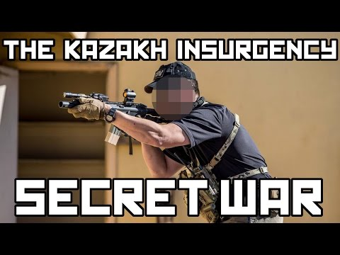 Milsim West The Kazakh Insurgency: Secret War (Elite Force H&K USP Compact)