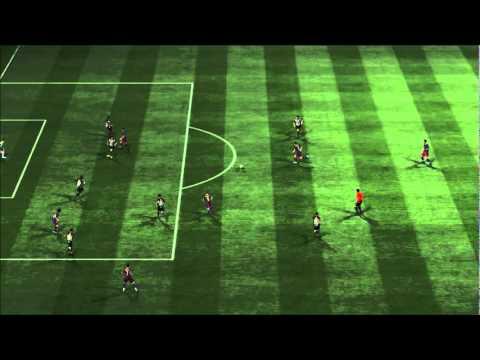 Xavi amazing goal