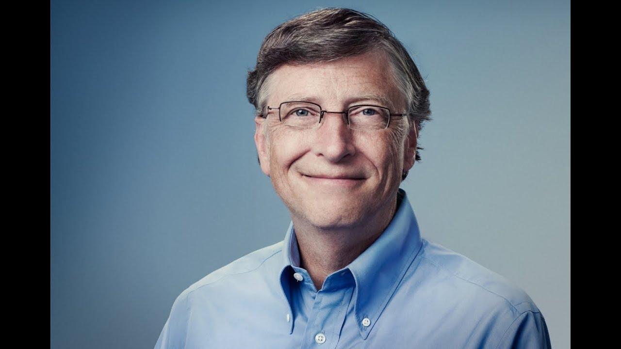 Bill Gates Lebenslauf