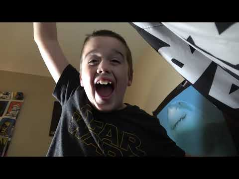 Giant Vampire Bat Attack! Wild Viscous Bat Toy Vs. Nerf Alphahawk!