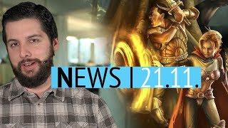 Neuauflage zu Neverwinter Nights - Kickstarter-Drama in Millionenhöhe - News