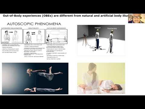 Talk With Patrizio Tressoldi Out of Body experiences induced by hypnotic suggestions