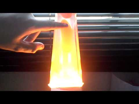 Convection Currents In Lava Lamp