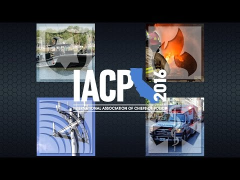 IACP 2016: Chief Shelley Zimmerman San Diego PD