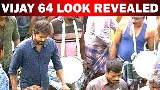 Vijay 64 look revealed