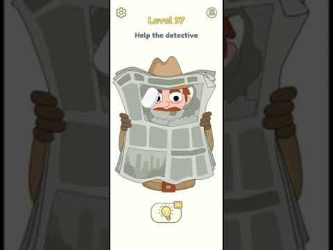 🔥🤩 DOP 2: Scare of the predator🐠🎏 level - 97👍#shorts #dop #dop2 #androidgames
