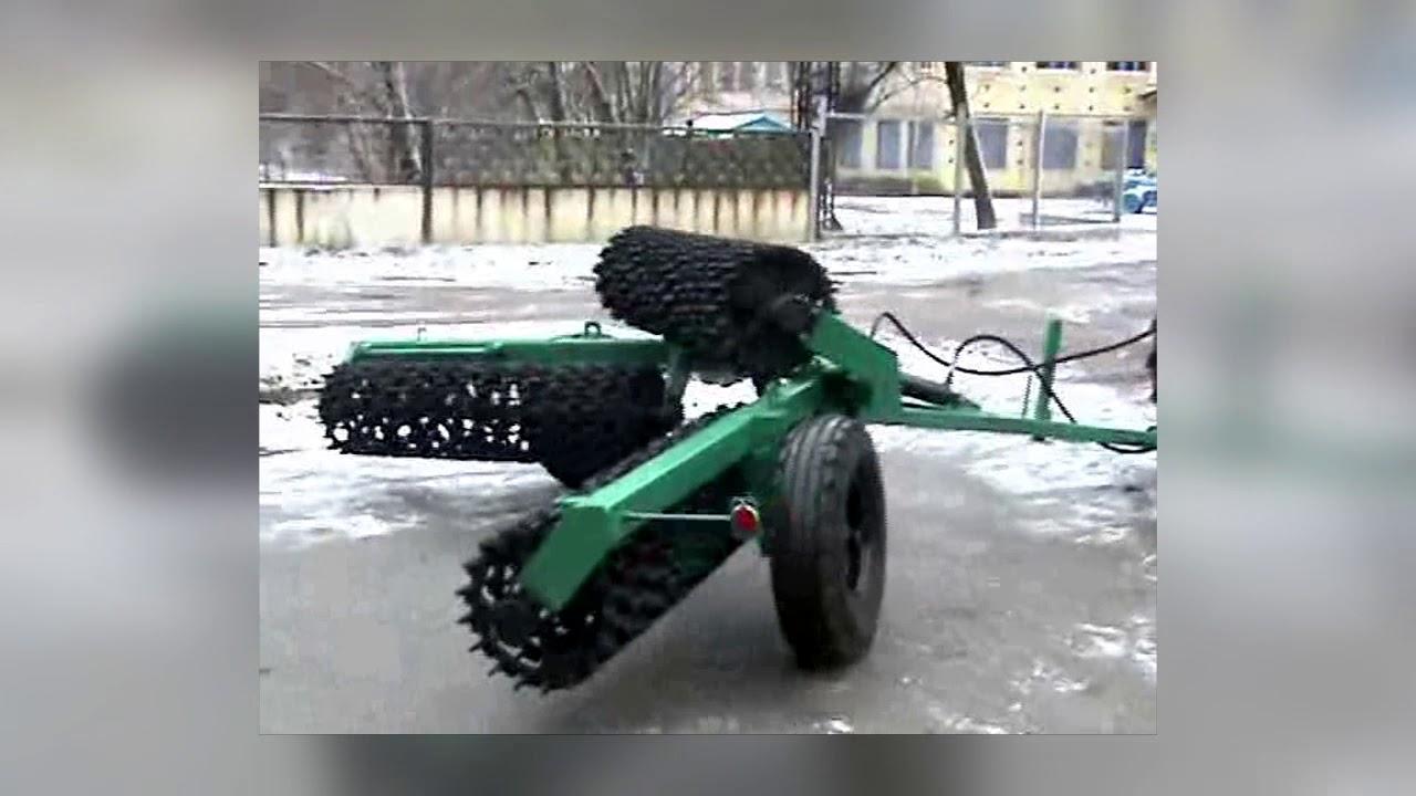Каток КП 6 520 Ш ААМ котчато-шпоровый