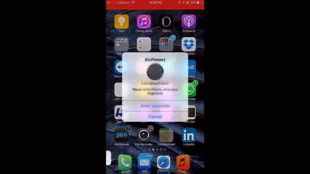 How to Fake Your Location on iPhone - for ios 9 x - 9 3 3