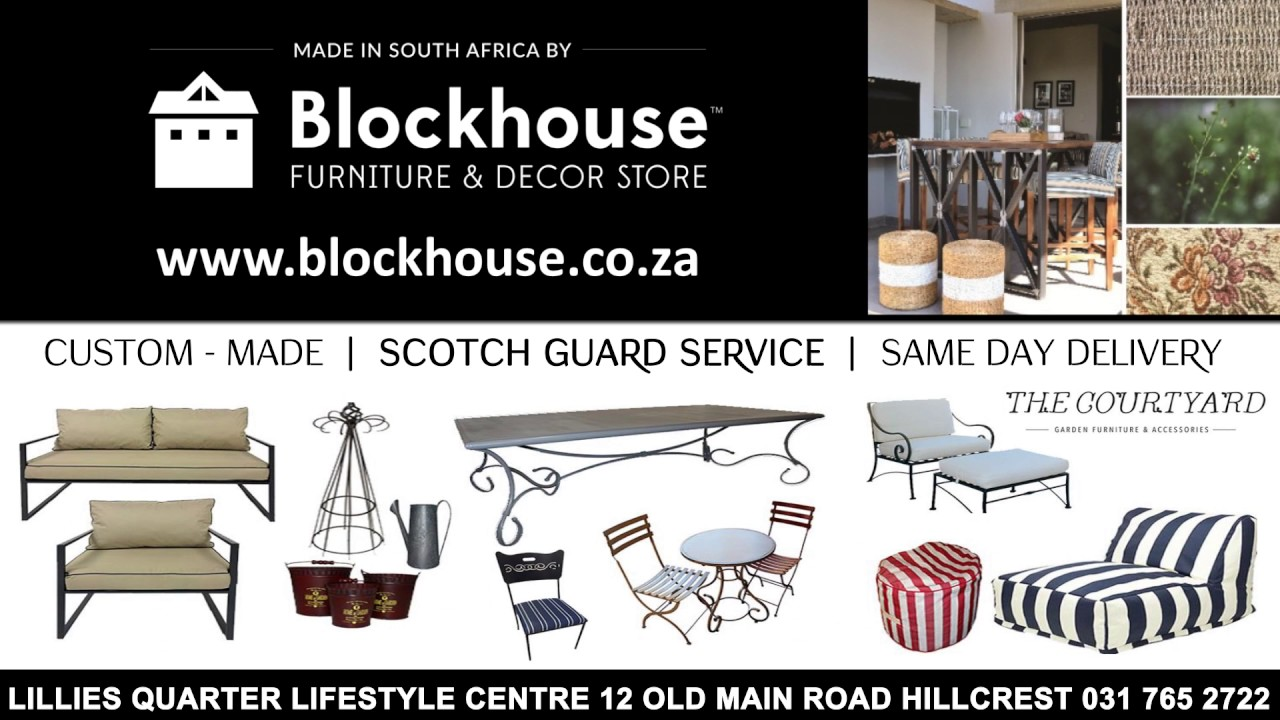 Genial Blockhouse Furniture U0026 Decor April 17