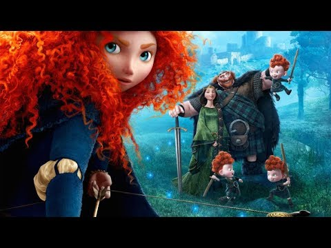 Brave Deutsch Volles Filmspiel Disney Pixar Merida Legende Der